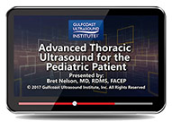 CME - Advanced Thoracic Ultrasound for the Pediatric Patient