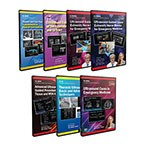 CME - Advanced Emergency and Critical Care Ultrasound DVD Course Pack
