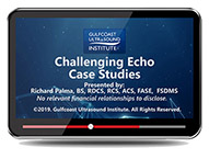 CME - Challenging Echo Case Studies
