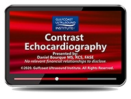 CME - Contrast Echocardiography
