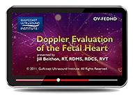 CME - Doppler Evaluation of the Fetal Heart