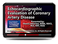CME - Echocardiographic Evaluation of Coronary Artery Disease