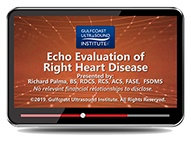 CME - Echocardiographic Evaluation of Right Heart Disease