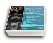 CME - ULTRA P.A.S.S. Breast Ultrasound Registry Review Flashcards (THIRD EDITION)