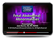 CME - Fetal Abdominal Abnormalities
