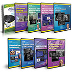 CME - Introduction to Abdominal Ultrasound DVD Course Pack