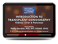 CME - Introduction to Transplant Sonography