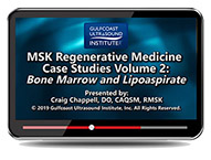 CME - MSK Regenerative Medicine Case Studies Volume 2 Bone Marrow & Lipoaspirate