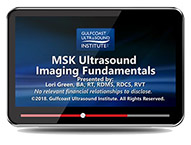 CME - MSK Ultrasound Imaging Fundamentals