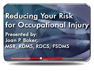 CME - Reducing Your Risk for Occupational Injury