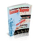CME - Techniques in Noninvasive Vascular Diagnosis - 4th Ed.- Softcover Book
