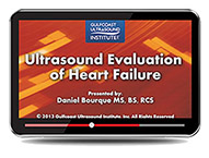CME - Ultrasound Evaluation of Heart Failure