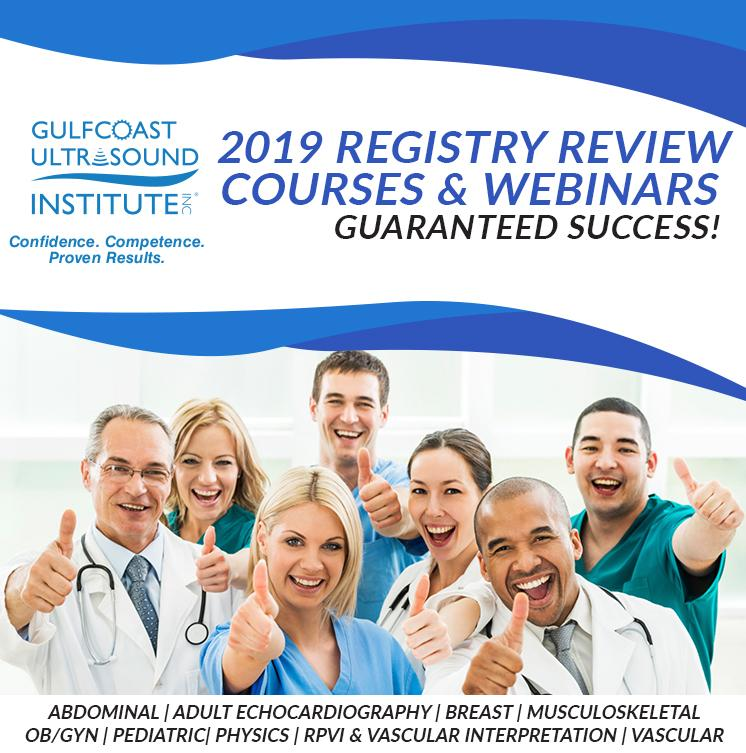 2019 Registry Review Courses