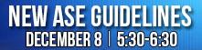 New ASE Guidelined - Live Webinar