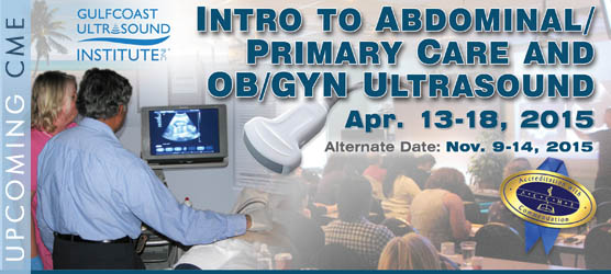 Intro to Adult Echocardiography