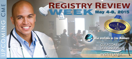 Registry Review Week: May 4-8, 2015